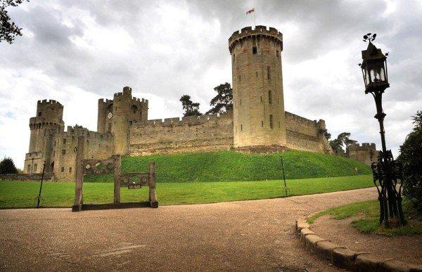 Warwick castle 4th june