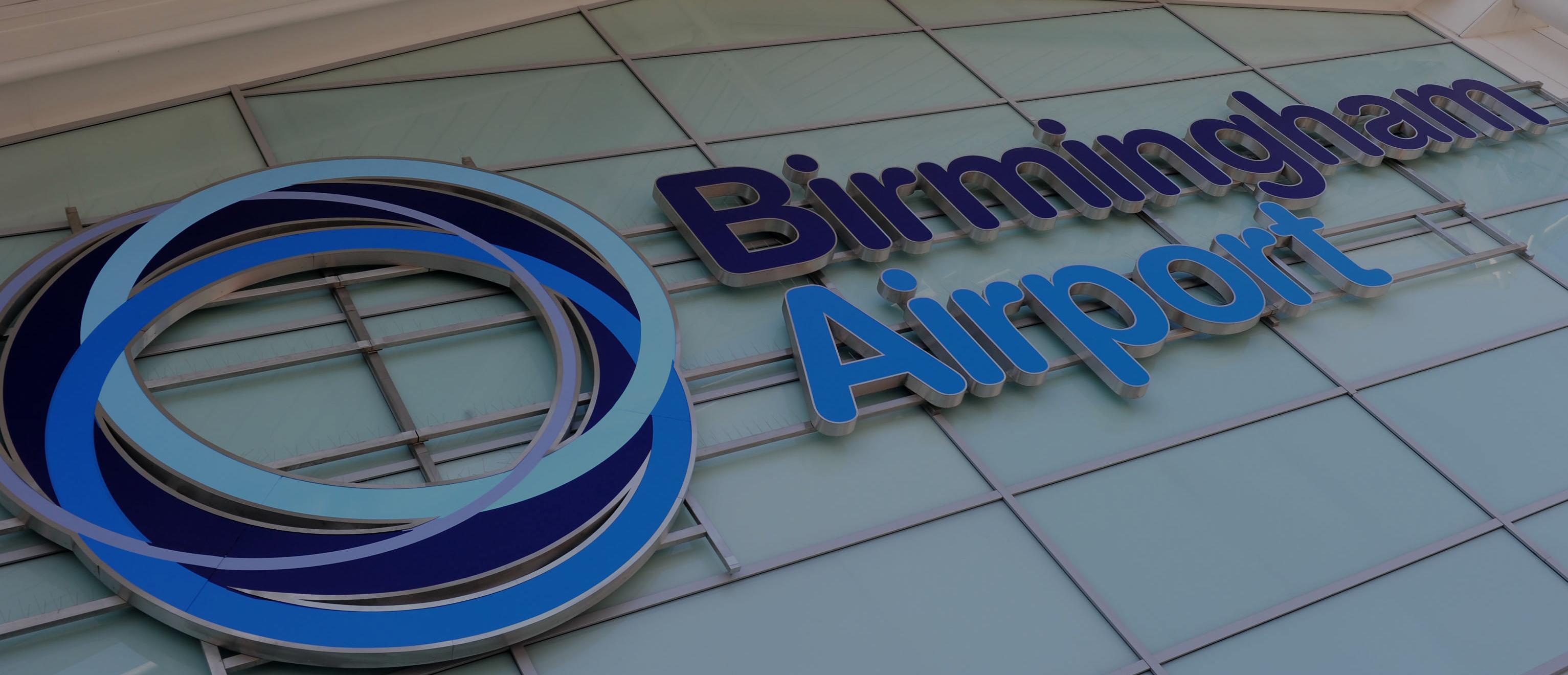 Birmingham Airport Car Park Development Works