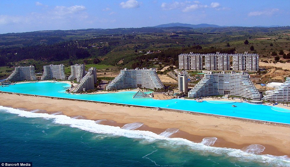 World's Most Amazing Pools