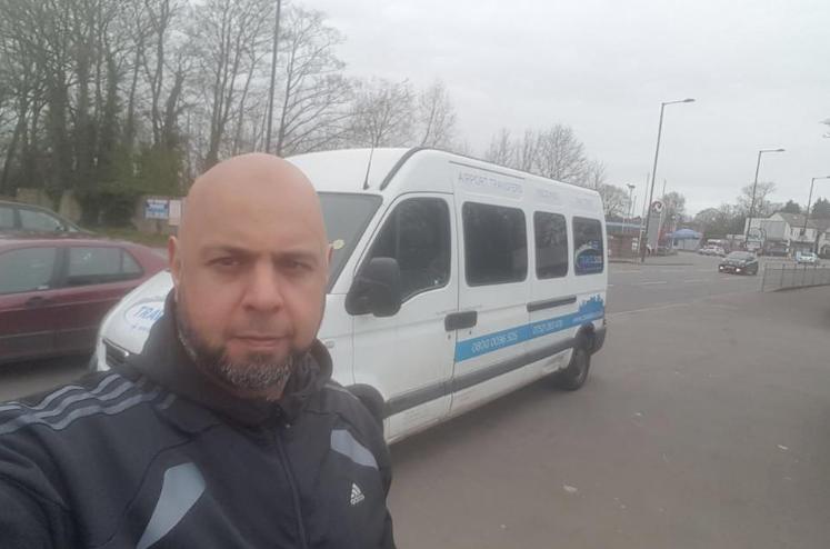 Birmingham Youth Sports Academy minibus donation Birmingham