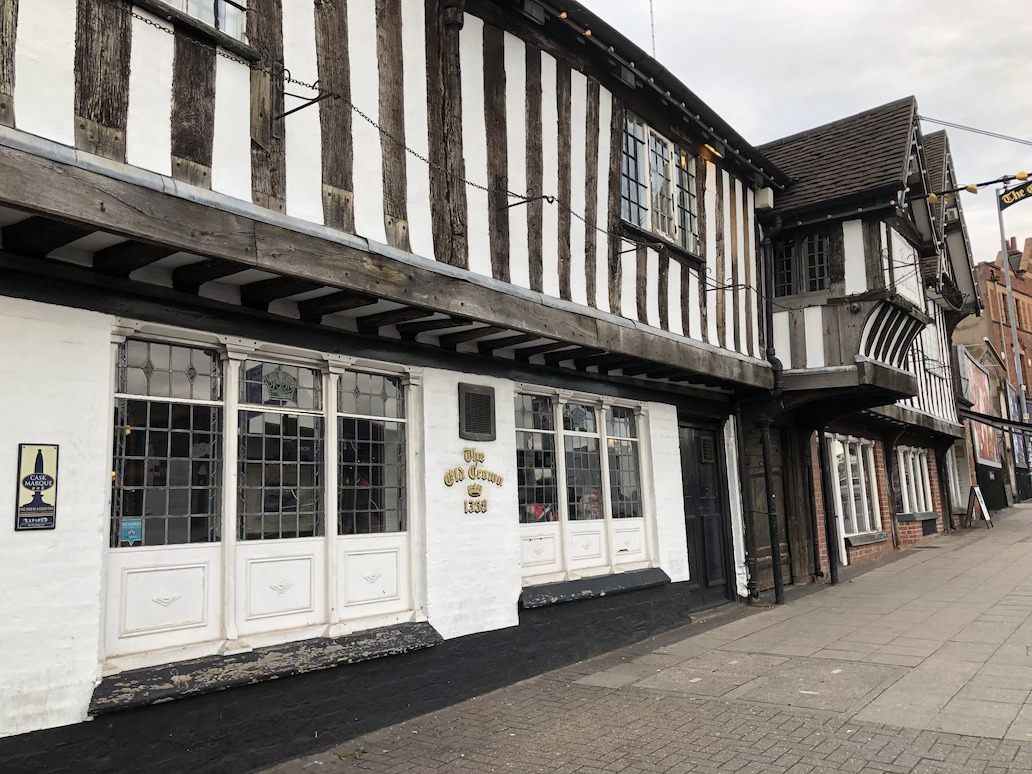 What Are The 10 Oldest Pubs In Birmingham?